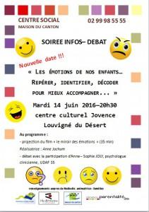 affiche soirée infos-débat du 14 juin